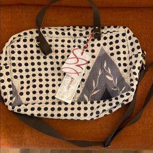 Sari Bari Munni Weekender bag